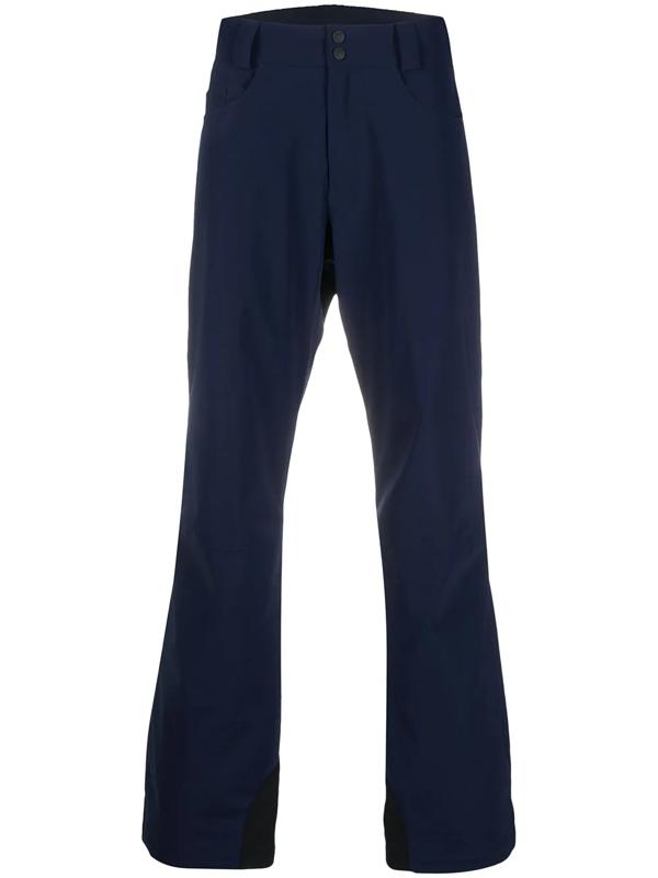 Rossignol Logo Patch Detail Ski Trousers In Blue