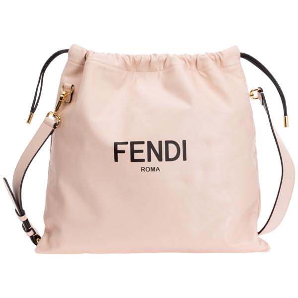 Fendi Pack Medium Pouch In Pink