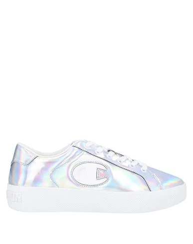 Champion Sneakers In Silver
