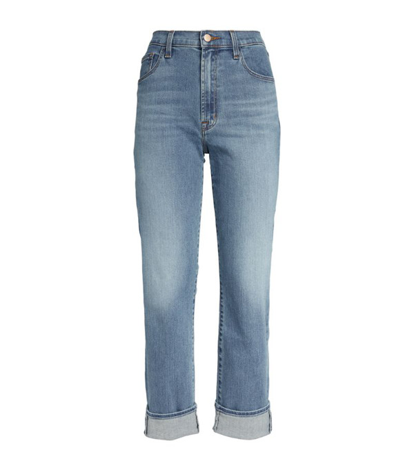 J Brand Teagan Straight Jeans