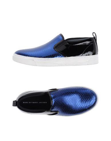 Marc By Marc Jacobs Sneakers In Dark Blue