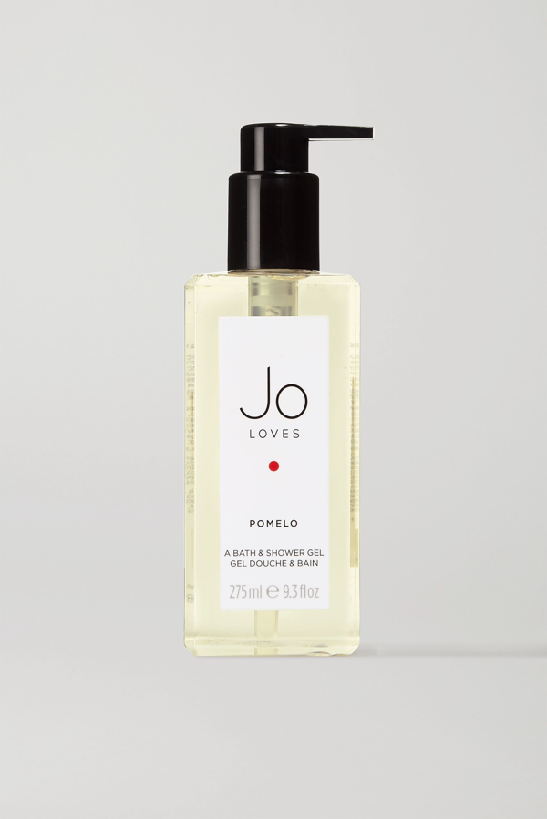 Jo Loves Pomelo Bath & Shower Gel, 275ml In Colorless