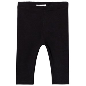 Burberry Babies' Bottoms In Nero