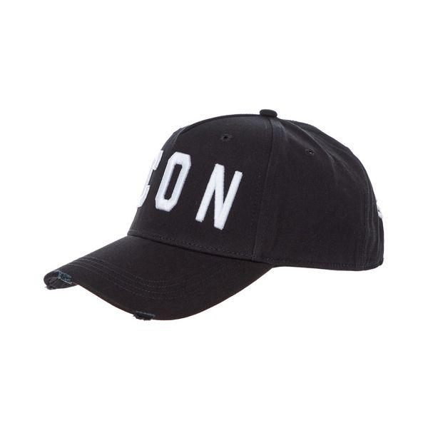Dsquared2 Icon Cap - Black