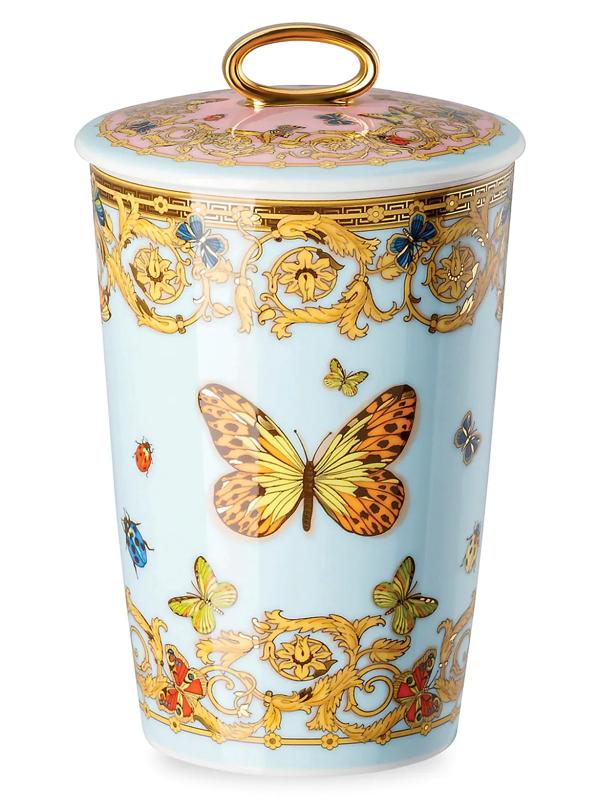 Versace Porcelain Scented Votive