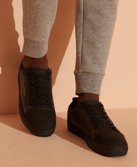 Superdry Truman Sneaker Zum Schnüren In Black