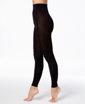 Dkny Women's Compression Footless Tights In Black