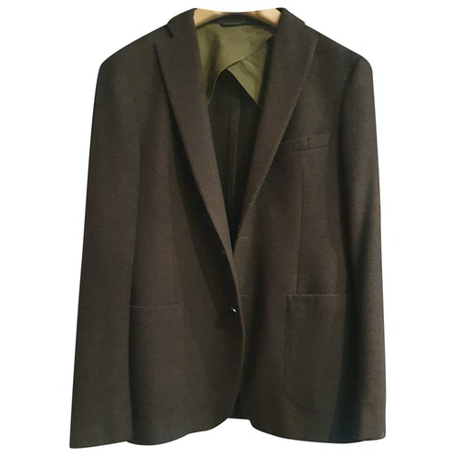 Pre-owned Tonello Wool Jacket