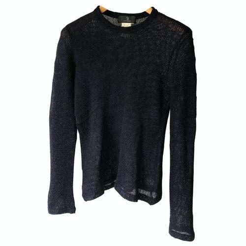 Pre-owned Y's Blue Wool Knitwear & Sweatshirts