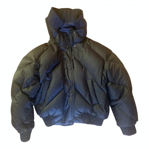 Pre-owned Ienki Ienki Black Jacket