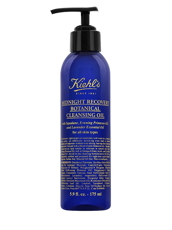 Kiehl's Since 1851 1851 Midnight Recovery Botanical Cleansing Oil