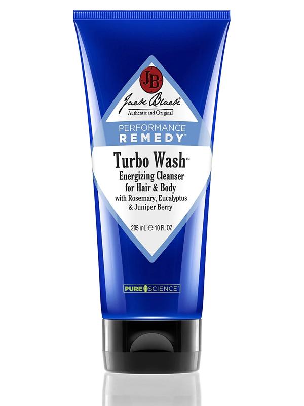 Jack Black Women's Turbo Wash Energizing Cleanser For Hair & Body