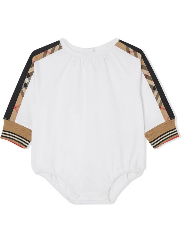 Burberry White/archive Beige Kim Baby Body