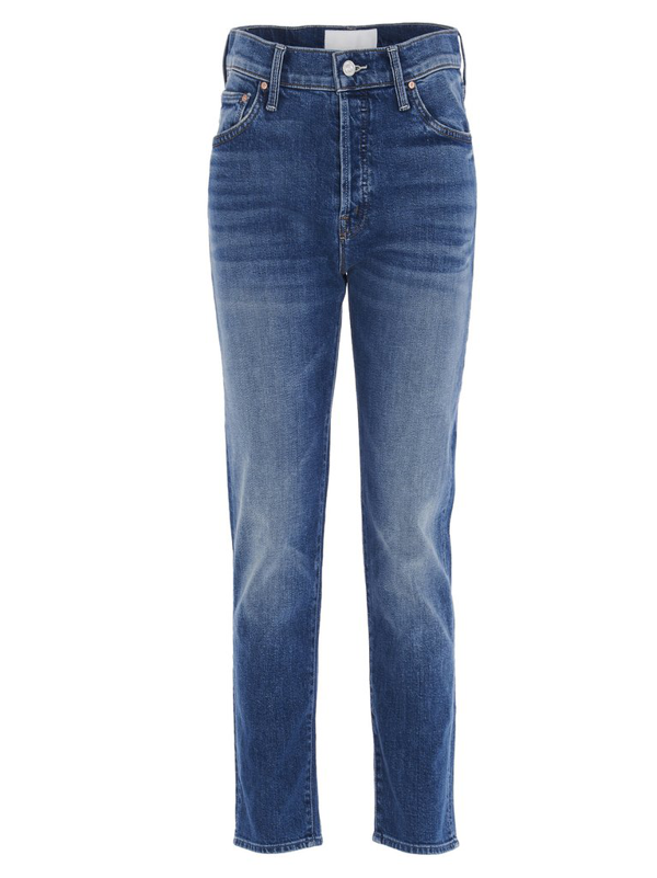 Mother Women's 10026259cdc Blue Jeans