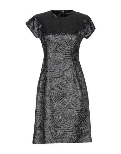 Dolce & Gabbana Knee-Length Dresses In Lead