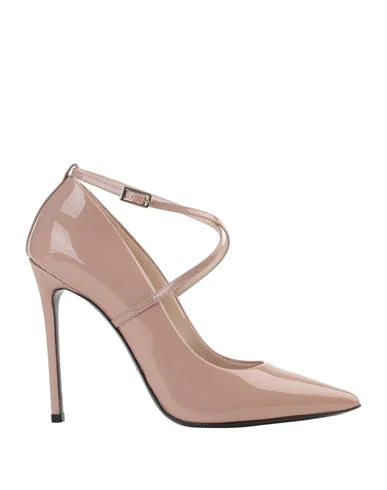 Greymer Pump In Pale Pink