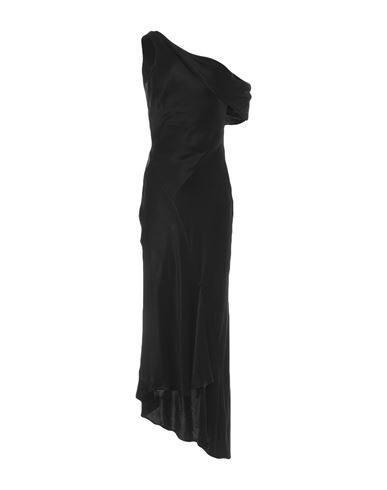 Ainea Long Dress In Black