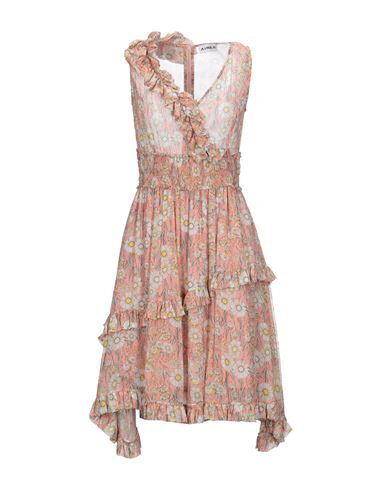 Ainea Knee-length Dresses In Pink