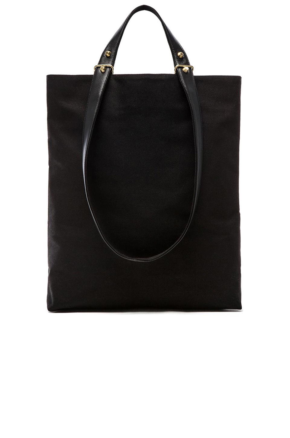 Haerfest Two Handle Tote In Black