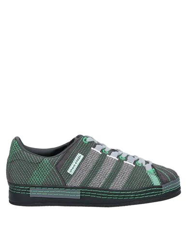 Adidas By Craig Green Black And Green Superstar Sneakers