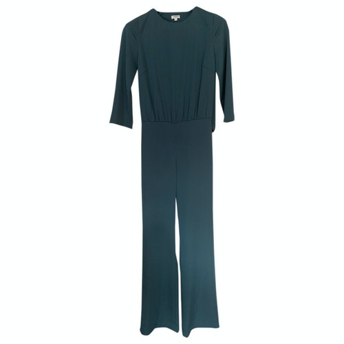 Pre-owned Hoss Intropia Green Jumpsuit