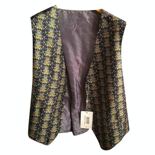 Pre-owned Azzaro Silk Knitwear & Sweatshirts