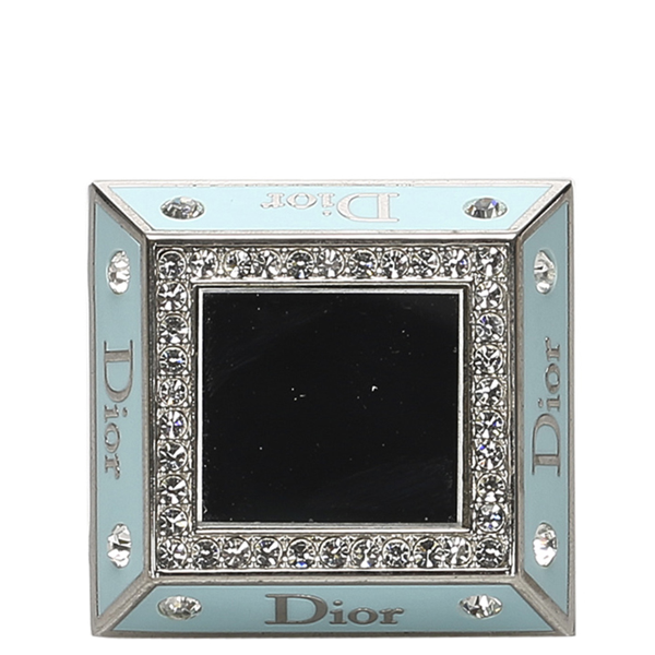 Pre-owned Dior Blue Majesty Princess Ring