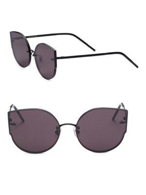 bd4f6cb88c68 Gentle Monster Black Peter 55Mm Cat Eye Sunglasses
