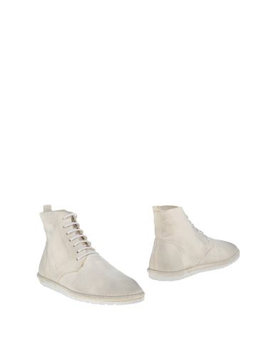 MarsÈLl Ankle Boot In Ivory