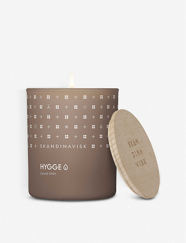 Skandinavisk Hygge Scented Candle 200g In Neutrals