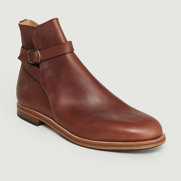 La Botte Gardiane Jodhpur Boots Brown