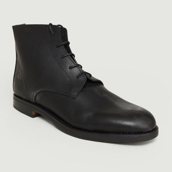 La Botte Gardiane Jules Boots Black