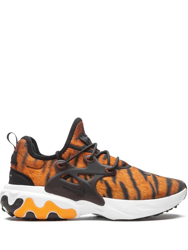 Nike React Presto In Orange