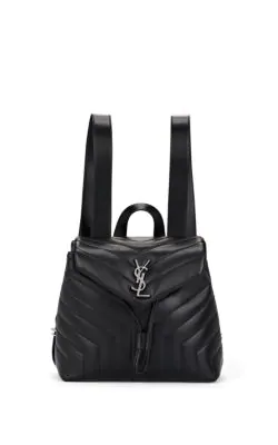 4502d6127b Small Loulou Backpack In Black