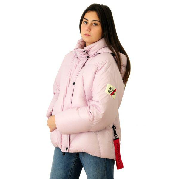 Afterlabel After Label Short Down Jacket Al230 3k Pink