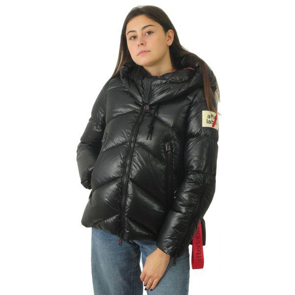 Afterlabel After Label Short Down Jacket Al230 Black 3k