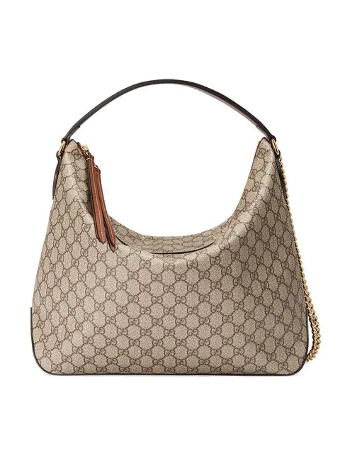 2b0bd4156206a5 Gucci Linea A Large Gg Supreme Canvas Hobo Bag In 8534 | ModeSens
