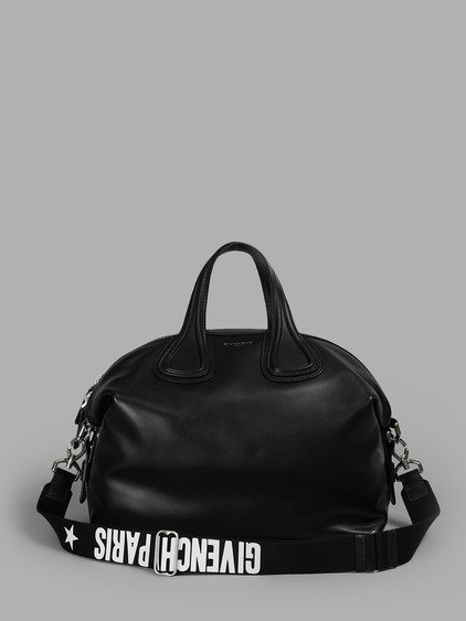 e98ec36ef6 Givenchy Nightingale Micro Leather Tote In Black | ModeSens