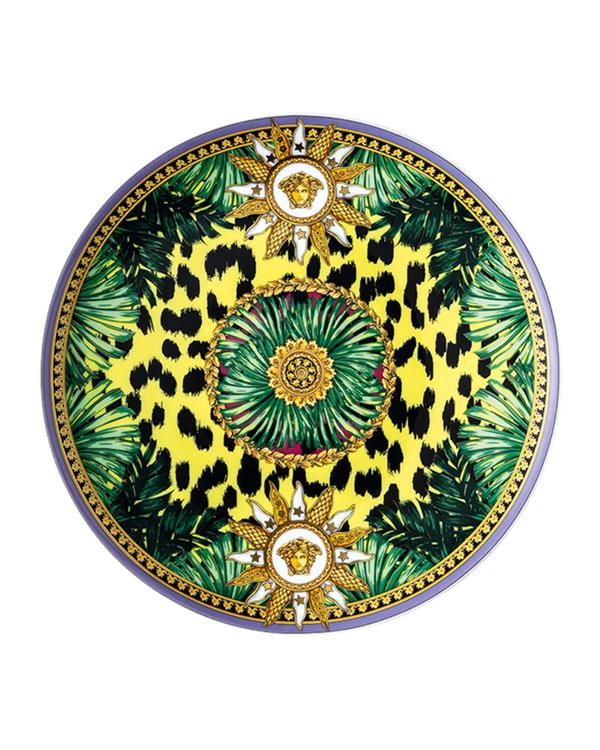 Versace Animalier Wild Porcelain Bread & Butter Plate