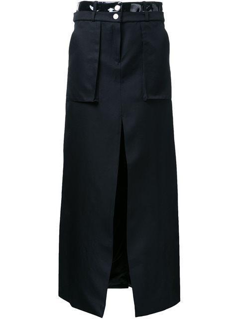 Wanda Nylon 'Pam' Skirt