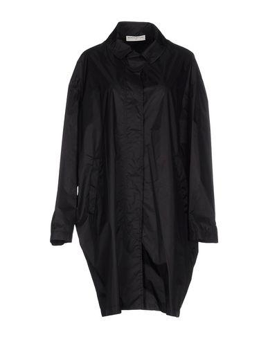 Wanda Nylon Full-Length Jacket In Black