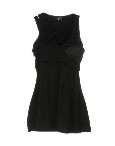 Just Cavalli Basic Top In Black