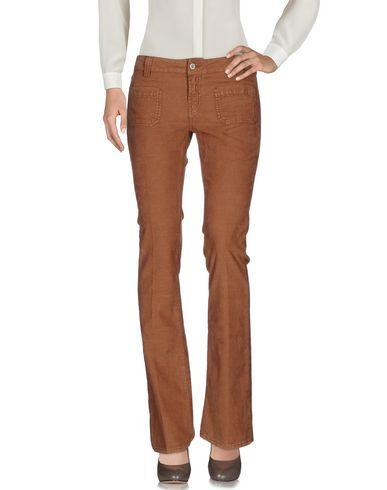 Dondup Casual Pants In Brown