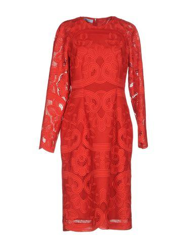 Blumarine Knee-Length Dress In Red