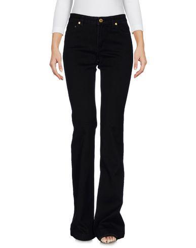 Michael Michael Kors Denim Pants In Black