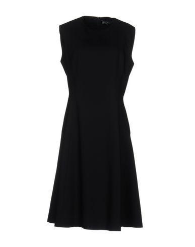 Salvatore Ferragamo Knee-Length Dresses In Dark Blue