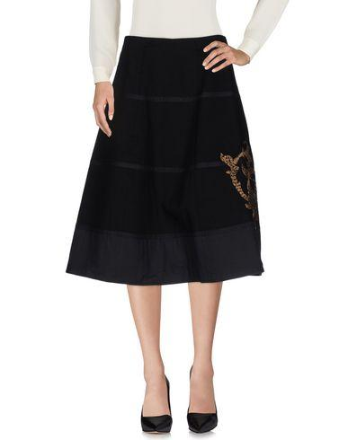 Barena Venezia Midi Skirts In Black
