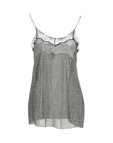 Pinko Tops In Silver