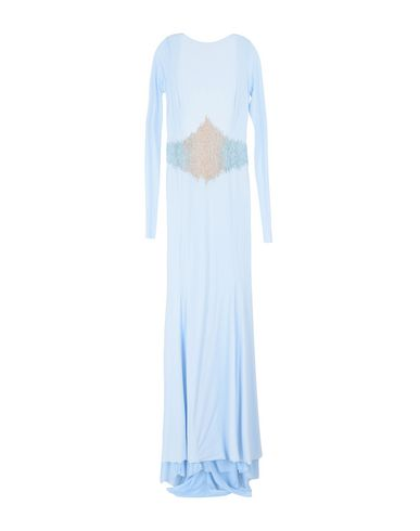 Francesca Piccini Long Dresses In Sky Blue
