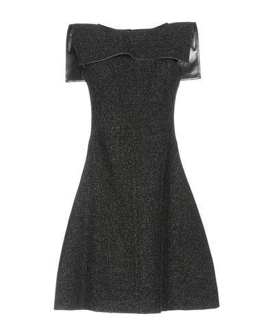 Karl Lagerfeld Short Dress In Black